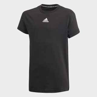 Must Haves 3-Stripes Tee Black / White FM6450