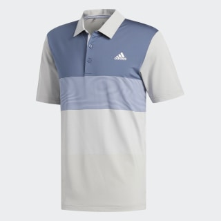 Ultimate365 Gradient Polo Shirt Grey Two CY9350