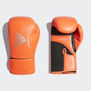 Speed 100 Boxing Gloves Solar Red / Black CJ9791