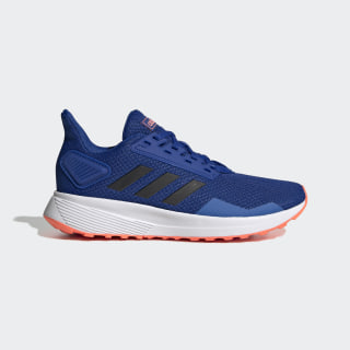 Duramo 9 Schuh Team Royal Blue / Core Black / Signal Coral EG7906