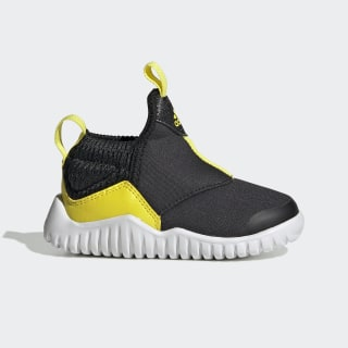 Chaussure RapidaZen Core Black / Shock Yellow / Cloud White EF9402