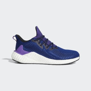 Alphaboost Shoes Unity Ink / Real Gold / Shock Purple G54157