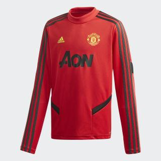 Manchester United Trainingsoberteil Collegiate Red / Solid Grey DX9040