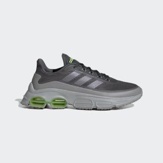Quadcube Shoes Grey Six / Grey Six / Signal Green EG4393