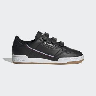 Continental 80 Schuh Core Black / Maroon / Glow Blue EE5360
