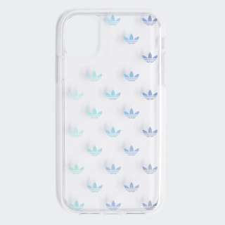 Clear Molded Case iPhone 11 Silver Metallic EV7825