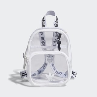 Clear Mini Backpack White CL5281