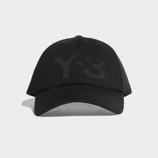 Y-3 Logo Cap Black FH9290