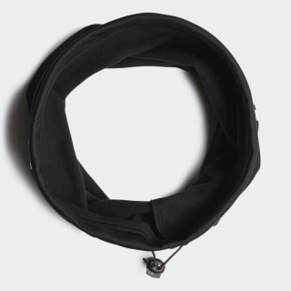 Tiro Neck Warmer Black / White DY1990