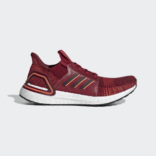 รองเท้า Ultraboost 19 Active Maroon / Core Black / Maroon G27509