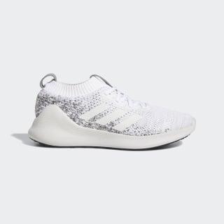 Tenis Purebounce + ftwr white / ftwr white / raw white F36688
