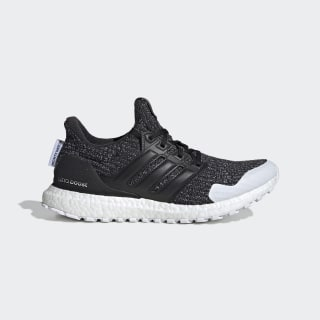 adidas x Game of Thrones Night's Watch Ultraboost Shoes Carbon / Carbon / Cloud White EE3707