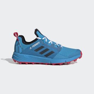 Terrex Speed LD Shoes Shock Cyan / Core Black / Active Pink BD7690