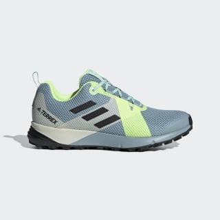 Zapatillas TERREX TWO W Ash Grey / Core Black / Hi-Res Yellow BC0512