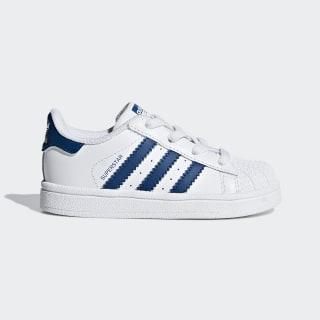 Superstar Schuh Ftwr White / Ftwr White / Legend Marine F34165