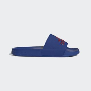 รองเท้าแตะ Adilette Shower Collegiate Royal / Power Red / Collegiate Royal EE7041