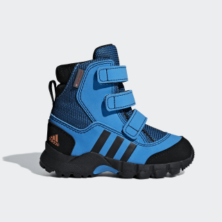 Holtanna snesko Bright Blue / Core Black / Hi-Res Orange D97659