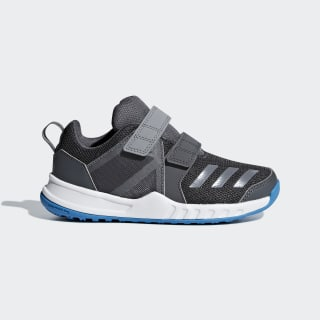 FortaGym Shoes Grey Five / Grey Three / Bright Blue AH2570