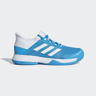Adizero Club Shoes Shock Cyan / Cloud White / Cloud White CG6451