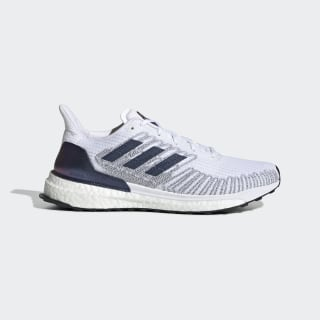 Scarpe Solarboost ST 19 Cloud White / Tech Indigo / Solar Red EG2359