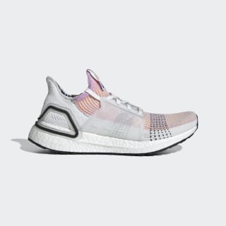 Chaussure Ultraboost 19 Clear Lilac / Crystal White / Core Black G54016