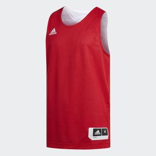 Camiseta Reversible Crazy Explosive Power Red / White CD8625