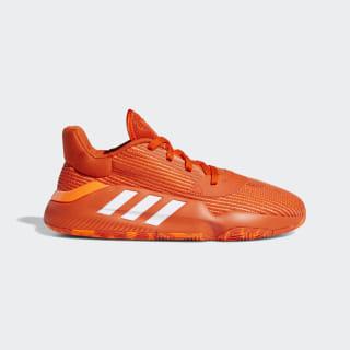Баскетбольные кроссовки Pro Bounce 2019 Low team orange / ftwr white / solar orange EF0670