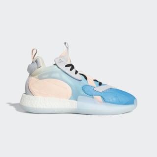 ZoneBoost Shoes Aero Blue / Shock Cyan / Clear Orange EG5887