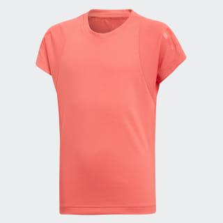 Playera ID Athletics Franchise Prism Pink / Shock Red DV0310