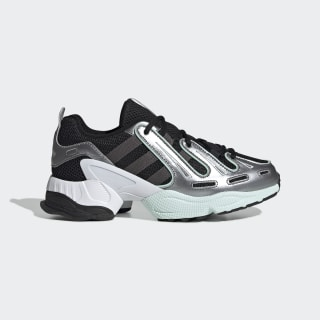 Chaussure EQT Gazelle Core Black / Night Metallic / Ice Mint EE5158