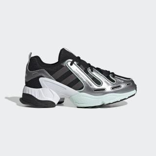 EQT Gazelle Shoes Core Black / Night Metallic / Ice Mint EE5158