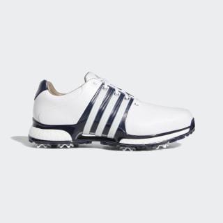 Tour360 XT Shoes Ftwr White / Collegiate Navy / Silver Met. BD7125