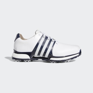 Tour360 XT Wide Shoes Cloud White / Collegiate Navy / Silver Met. BD7125