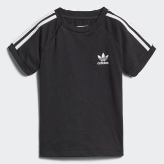 T-shirt California Black / White DH2462