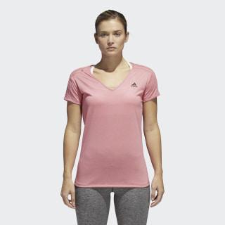 Camiseta Mf Egb 3S CHALK PINK S18/CHALK PINK S18/BLACK CV3857