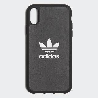 BASIC Logo Case iPhone 6.1 Black / White CL2321