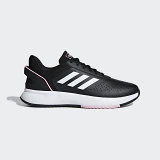 Zapatillas Courtsmash core black / ftwr white / true pink F36719