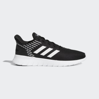 Tênis Asweerun Core Black / Cloud White / Grey Six F36331
