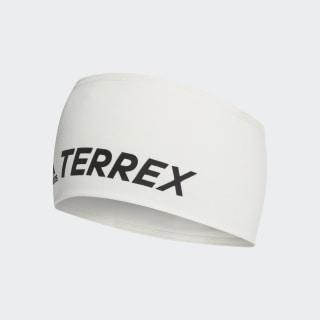 Повязка на голову Terrex Trail raw white / black DT5094