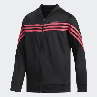 Linear Tricot Jacket Black CM0941