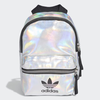 Mochila Mini Silver Metallic / Iridescent FL9633