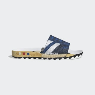 Chinelo Rs La Adilette Legend Ink / Silver Met. / Night Navy EE7956