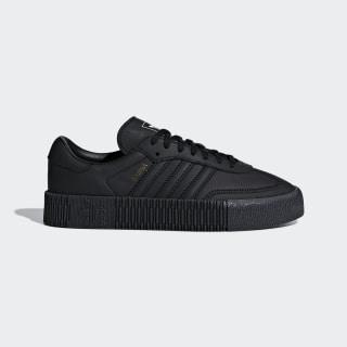 Zapatillas Sambarose CORE BLACK/CORE BLACK/CORE BLACK B37067