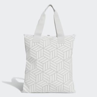 3D Shopper Bag White DY2970