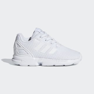 ZX Flux Shoes Cloud White / Cloud White / Cloud White BB9118