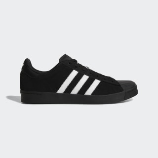 Superstar Vulc ADV Shoes Core Black / Cloud White / Core Black AQ6861