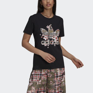 T-shirt HER Studio London Nero Donna Originals