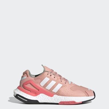 Women Originals Pink Day Jogger Shoes