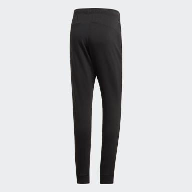 Pants Designed 2 Move Climalite Negro Hombre Training