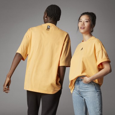 Polera TEE Naranjo Sportswear